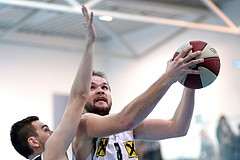 Basketball 2.Bundesliga 2018/19, Grunddurchgang 4.Runde Union Deutsch Wagram Alligators vs. Dornbirn Lions
