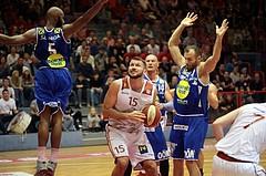 28.10.2018 Basketball ABL 2018/19 Grunddurchgang 5. Runde  Traiskirchen Lions vs Gmunden Swans