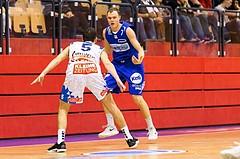 Basketball, ABL 2017/18, Grunddurchgang 7.Runde, Kapfenberg Bulls, Oberwart Gunners, Sebastian Käferle (7)