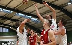 Basketball 2.Bundesliga 2016/17, Grundurchgang 1.Runde D.C. Timberwolves vs. UBC St.Pölten