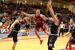 Basketball ABL 2015/16 Grunddurchgang 6.Runde Traiskirchen Lions vs. G