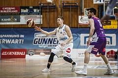Basketball, ABL 2018/19, Grunddurchgang 33.Runde, Oberwart Gunners, Vienna DC Timberwolves, Georg Wolf (10)