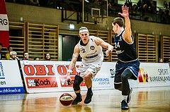 Basketball, 2.Bundesliga, Grunddurchgang 3.Runde, Mattersburg Rocks, BBC Nord Dragonz, Philipp GERM (12)