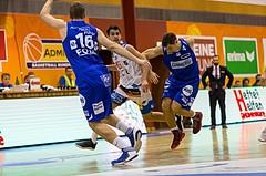 Basketball, ABL 2017/18, Grunddurchgang 7.Runde, Kapfenberg Bulls, Oberwart Gunners, Bogic Vujosevic (5)