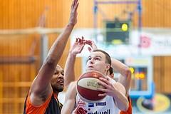 Basketball ABL 2015/16 Grunddurchgang 17.Runde Oberwart Gunners vs. Fürstenfeld Panthers