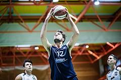 Basketball, 2.Bundesliga, Grunddurchgang 2.Runde, BBC Nord Dragonz, Jennersdorf Blackbirds, Lukas Baumgartner (12)