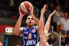 Basketball ABL 2016/17 Grunddurchgang 3.Runde WBC Wels vs Kapfenberg Bulls