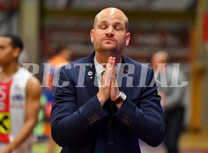 Basketball ABL 2017/18, Grunddurchgang 17.Runde Flyers Wels vs. F