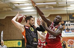Basketball ABL 2015/16 Playoff Viertelfinale Spiel 3 Fürstenfeld Panthers vs BC Vienna
