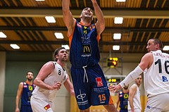Basketball, ABL 2016/17, CUP 2.Runde, Mattersburg Rocks, Fürstenfeld Panthers, Marino Sarlija (15)