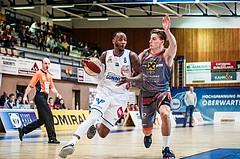 Basketball, ABL 2018/19, Grunddurchgang 5.Runde, Oberwart Gunners, Fürstenfeld Panthers, Justin Coleman (8)