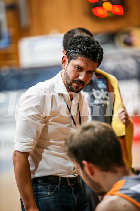 Basketball, bet-at-home Basketball Superliga 2020/21, Grunddurchgang 8. Runde, Oberwart Gunners, Klosterneuburg Dukes, Damir Zeleznik (Head Coach)