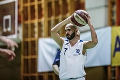 Basketball, 2.Bundesliga, Grunddurchgang 5.Runde, Mattersburg Rocks, Mistelbach Mustangs, Tomas Markus (7)