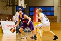 Basketball, 2.Bundesliga, Grunddurchgang 2.Runde, Mattersburg Rocks, Vienna DC Timberwolves, Laurence Müller (27)