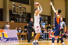 Basketball, ABL 2016/17, CUP 2.Runde, Mattersburg Rocks, Fürstenfeld Panthers, Krisztian BAKK (6)