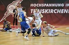 10.02.2019 Basketball ABL 2018/19 Grunddurchgang 23.Runde Traiskirchen Lions vs Gmunden Swans Im Bild:
