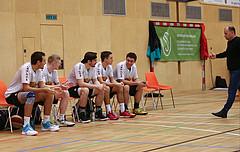 Basketball Basketball Zweite Liga 2019/20, Grunddurchgang 1.Runde Mistelbach Mustangs  vs. W
