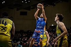 Basketball, ABL 2018/19, Grunddurchgang 17.Runde, UBSC Graz, Kapfenberg Bulls, Elijah Wilson (4)