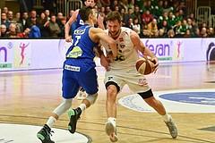 Basketball ABL 2015/16 Grunddurchgang 16.Runde WBC Wels vs Gmunden Swans